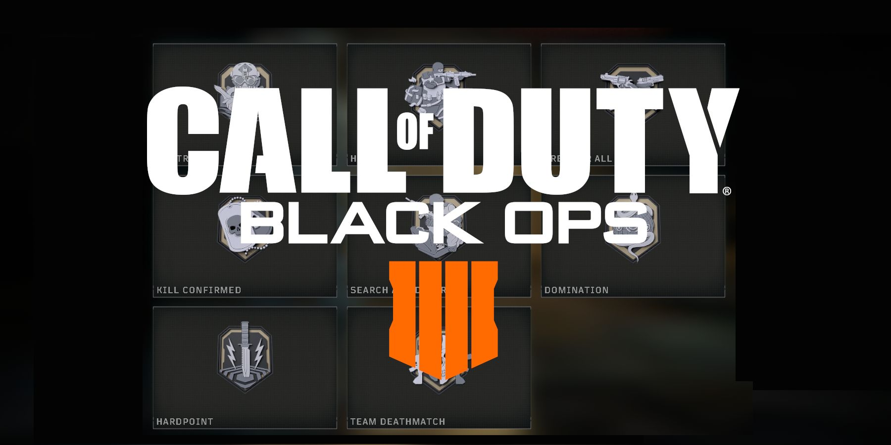 Game Modes | Call of Duty Wiki | Fandom