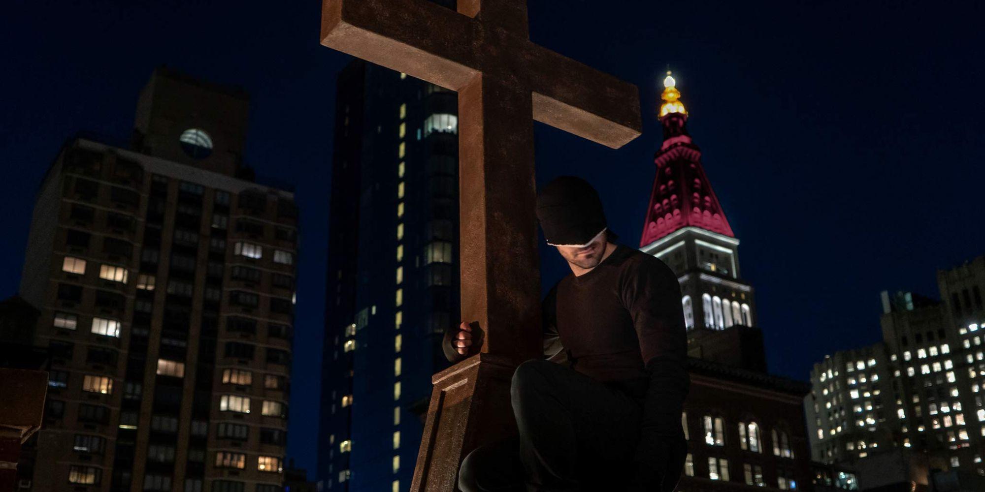 TV and Movie News Daredevil Season 3 Review: Sometimes