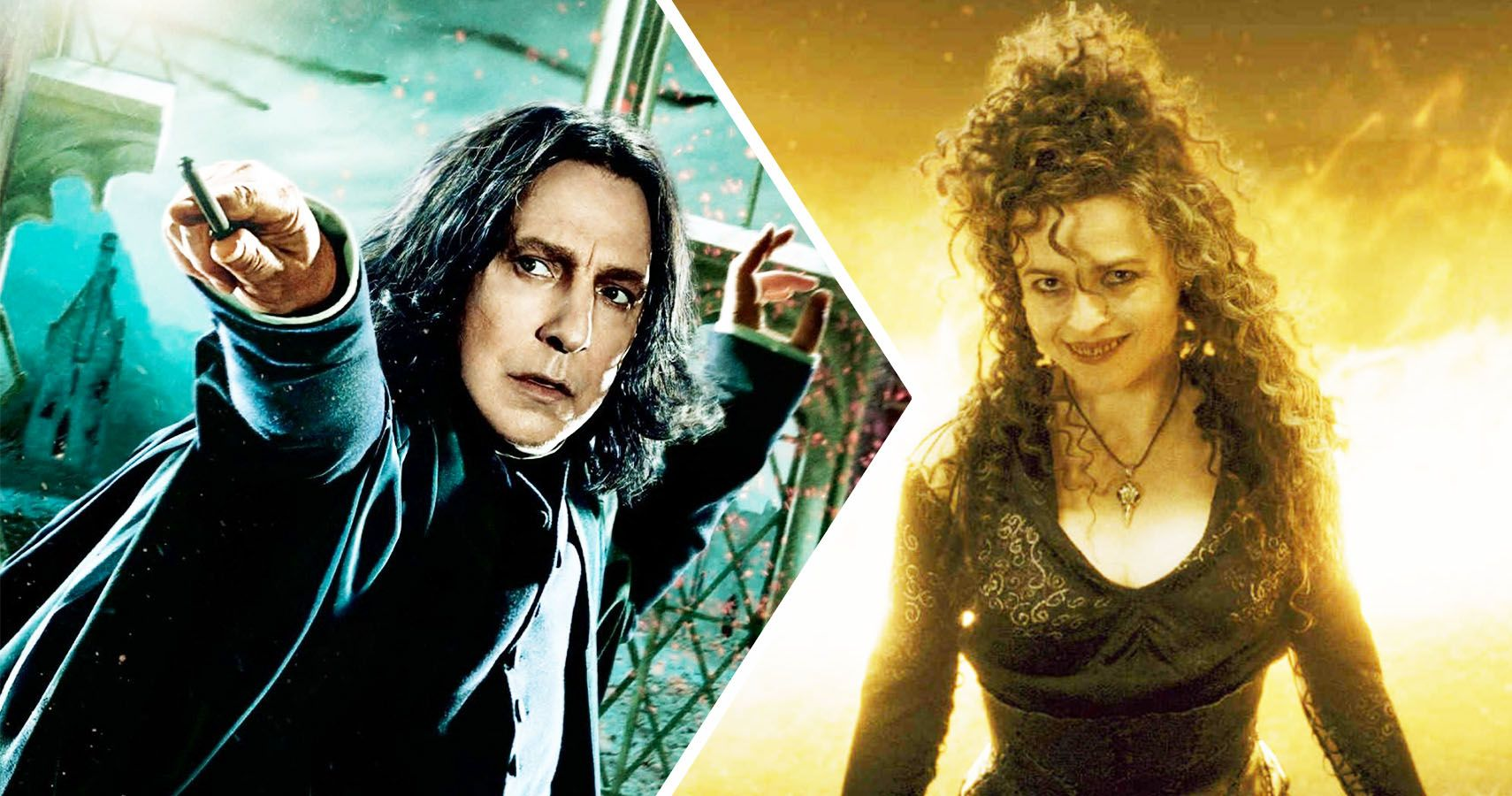 Harry Potter: 13 Strongest Death Eaters (And 7 So Weak They