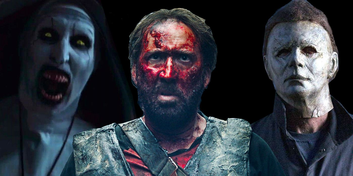 Movies Theaters In 2018: Every New Horror Movie In Theaters For Halloween 2018
