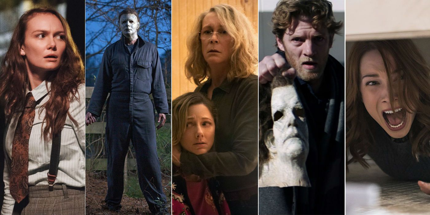 Halloween 2018 Movie Cast Where You Recognize The New