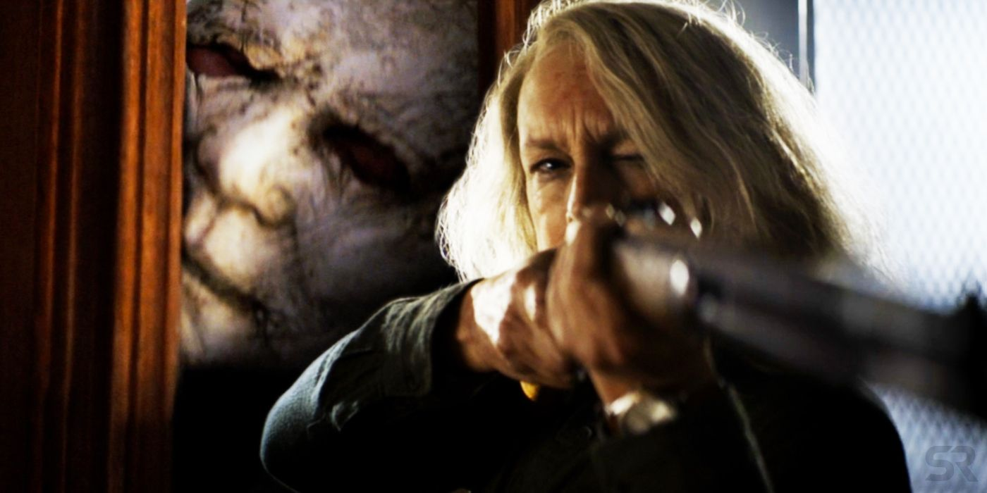 Michael Versus Laurie Halloween 2020 Halloween 2018 Teases Releasing Alternate Laurie Vs. Michael Ending