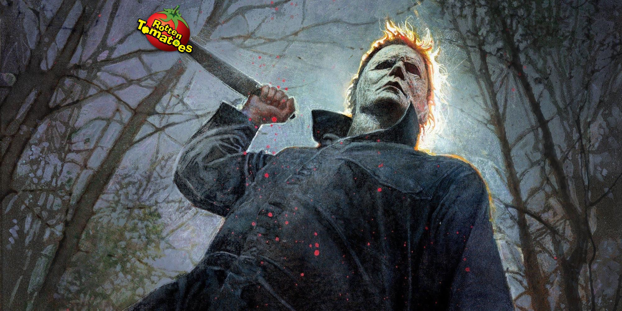 Halloween 2018 Movie Poster: Halloween 2018 Is Certified Fresh On Rotten Tomatoes