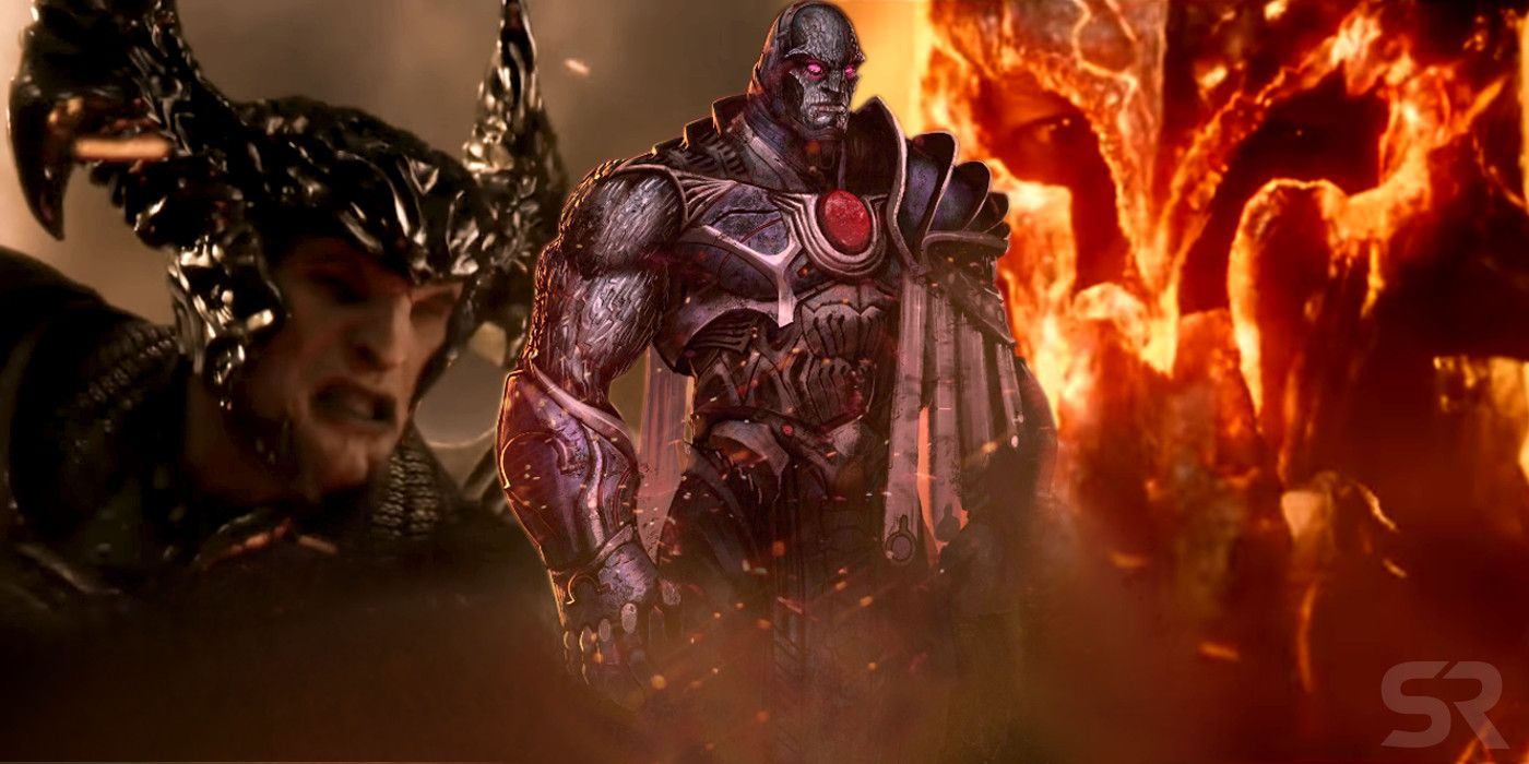 Justice League: Zack Snyder's Original Invasion Flashback Had an Epic Darkseid vs Ares Fight