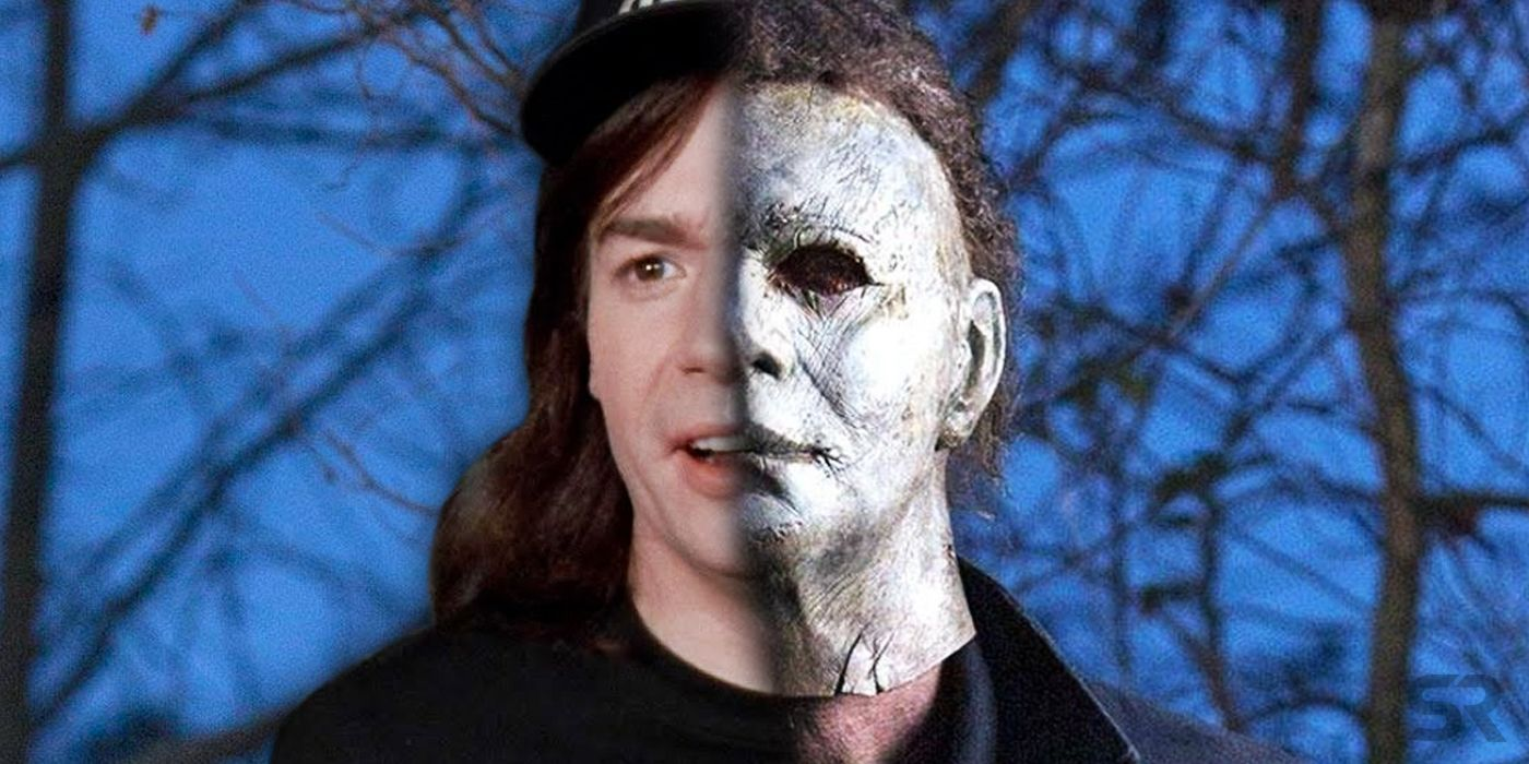halloween's michael myers & mike myers the actor: is there a link?