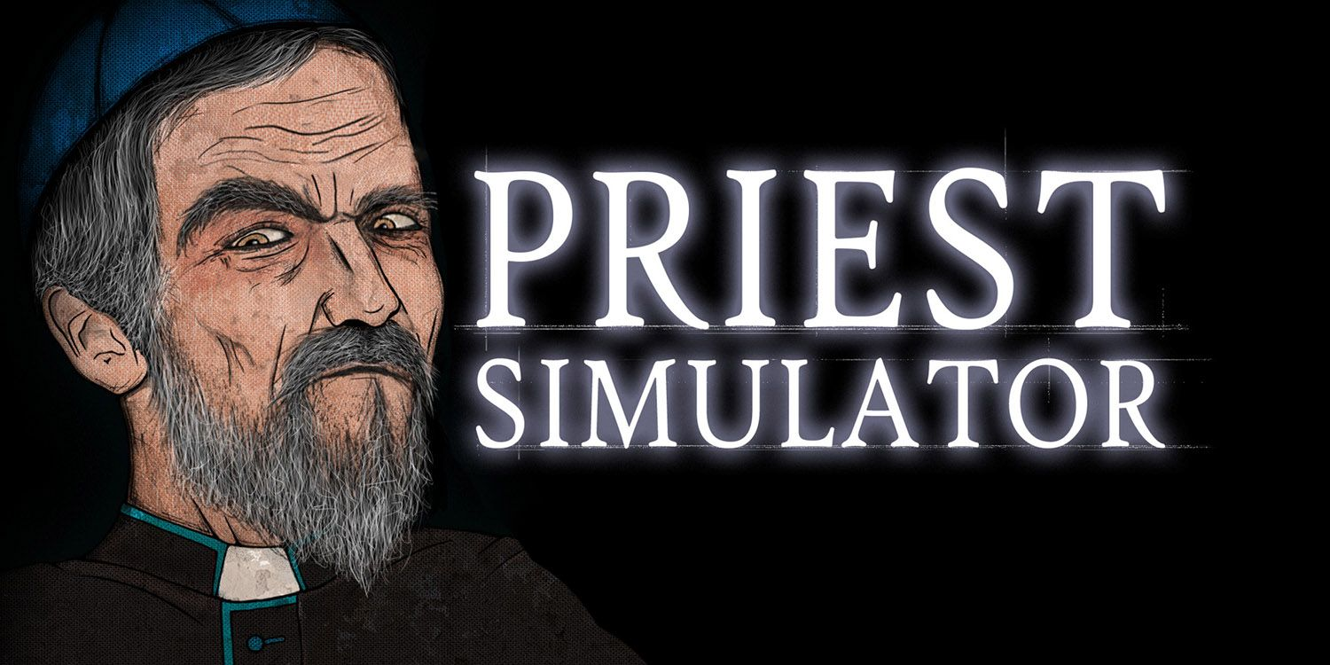 There's A Priest Simulator Game Coming Next Year