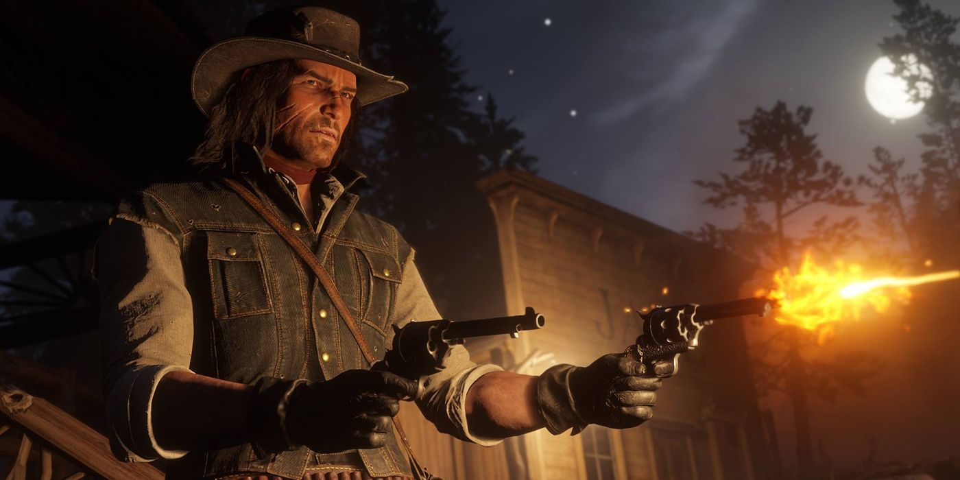 Red Dead Redemption 2 Real Story Behind John Marston S