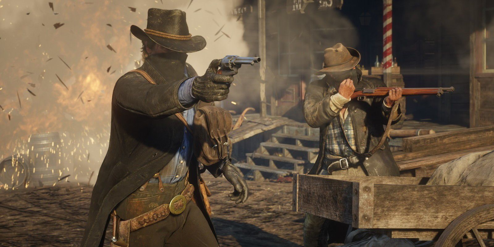 How Long Does Red Dead Redemption 2 Take To Beat?