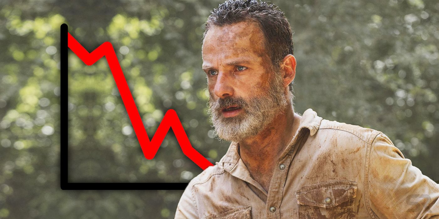 Why The Walking Dead Is Losing Viewers (Despite Season 9 Being Better)