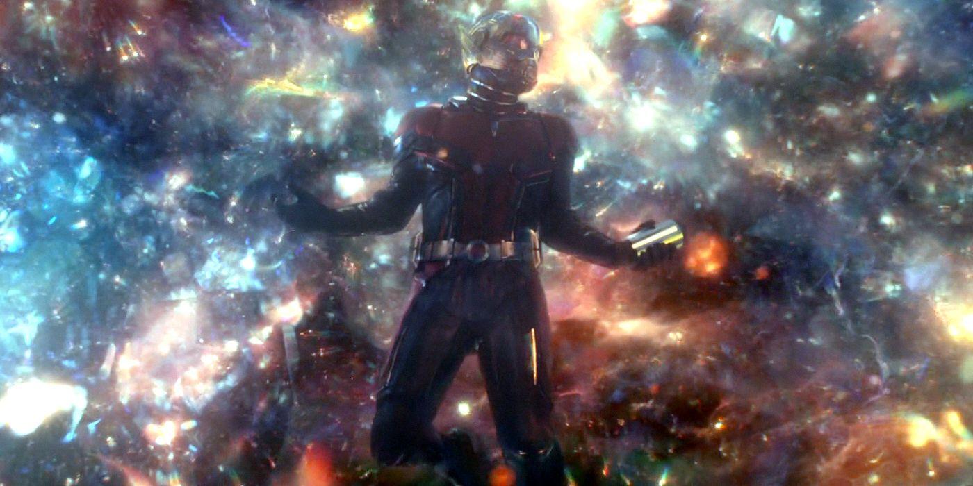 Resultado de imagem para scott lang in the quantum realm