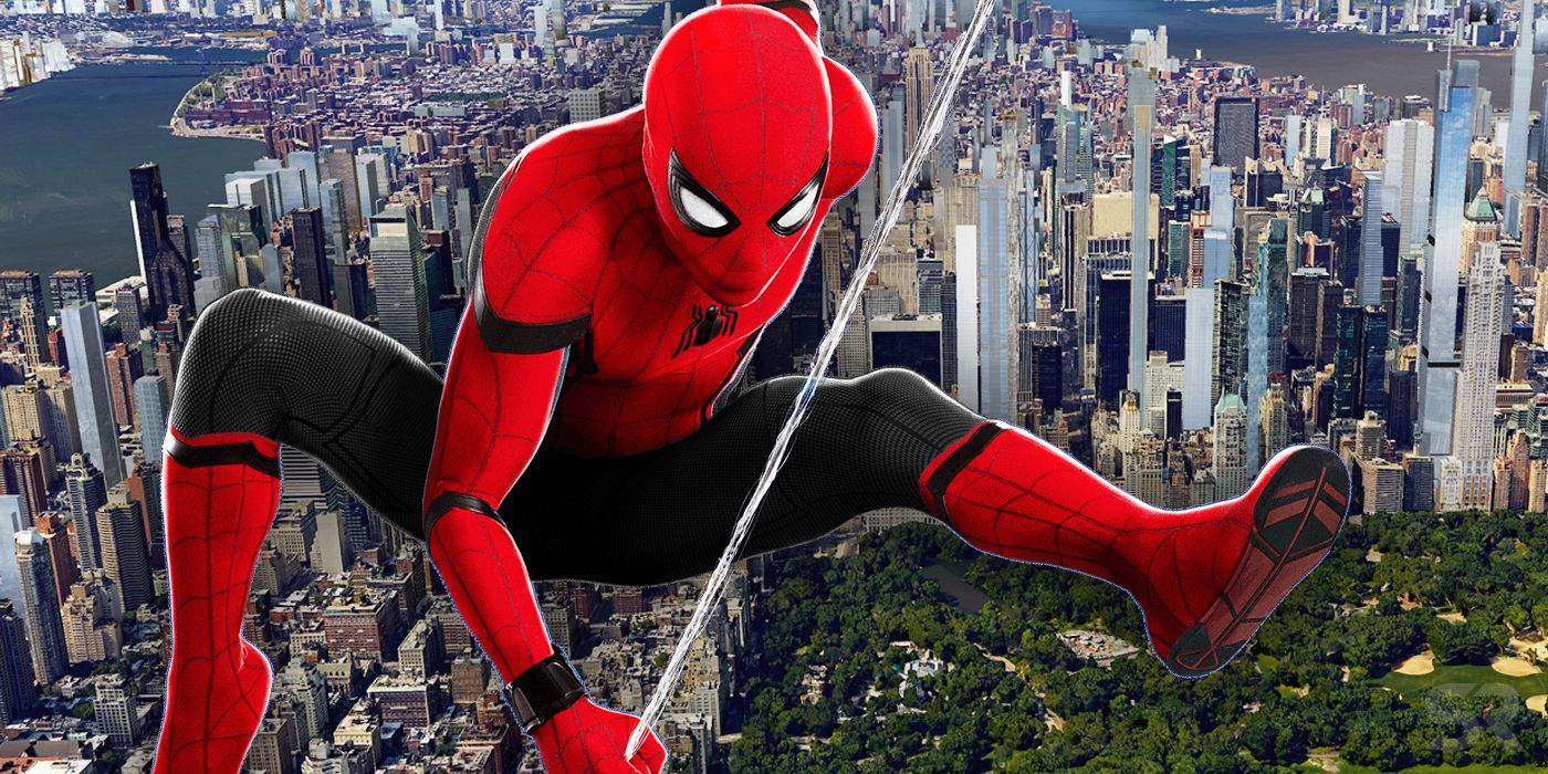 spider man: far from home - photo #23