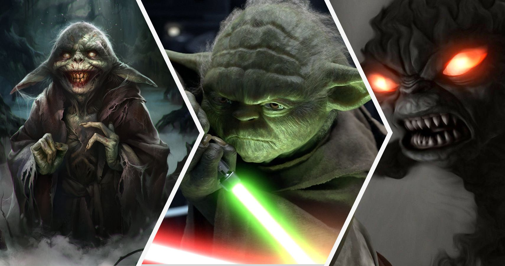Star Wars: 20 Crazy Details About Yoda's Anatomy