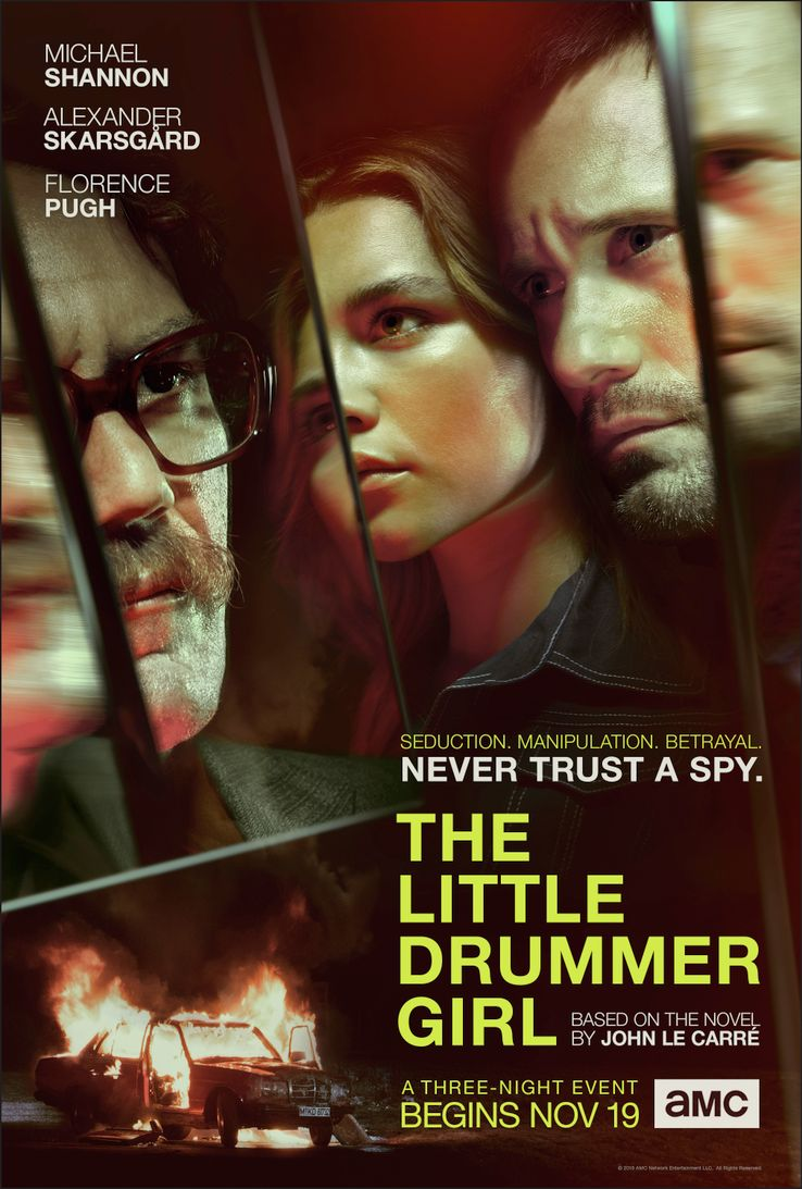 Little Drummer Girl  The-Little-Drummer-Girl-Poster