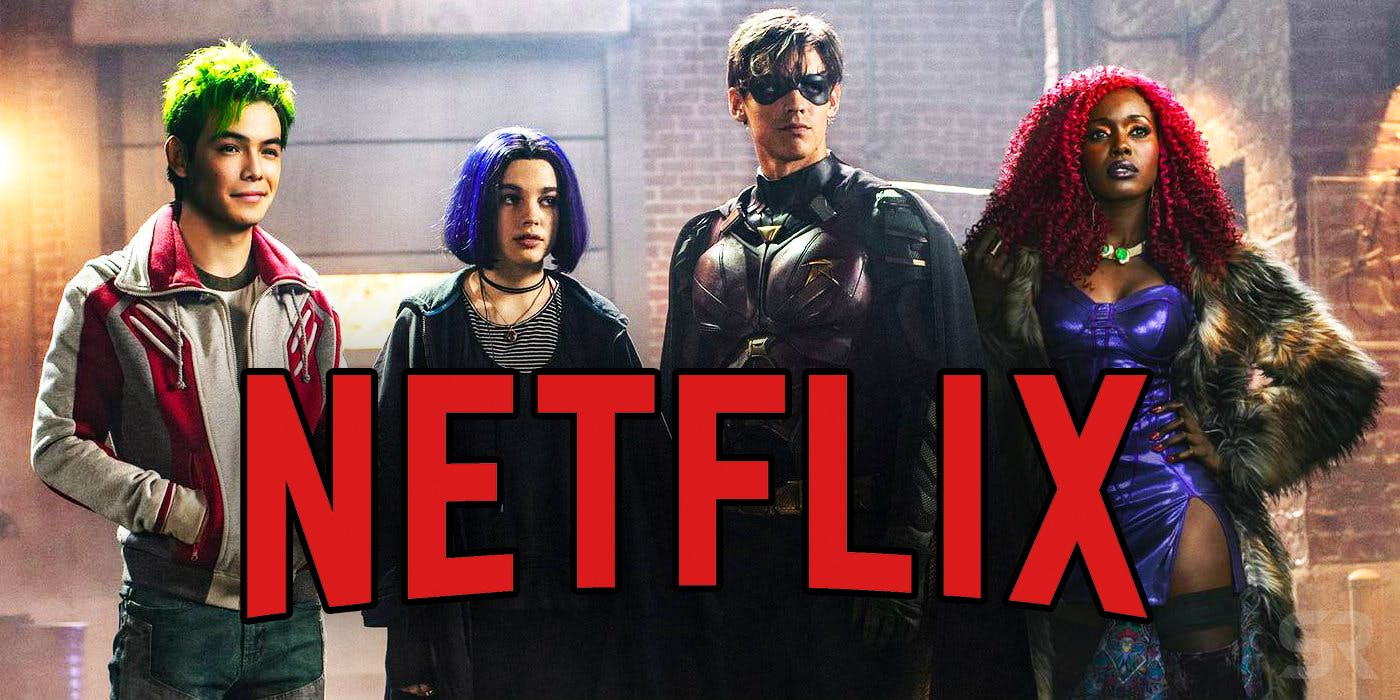 Titans Is Better On Netflix Than DC Universe | Screen Rant
