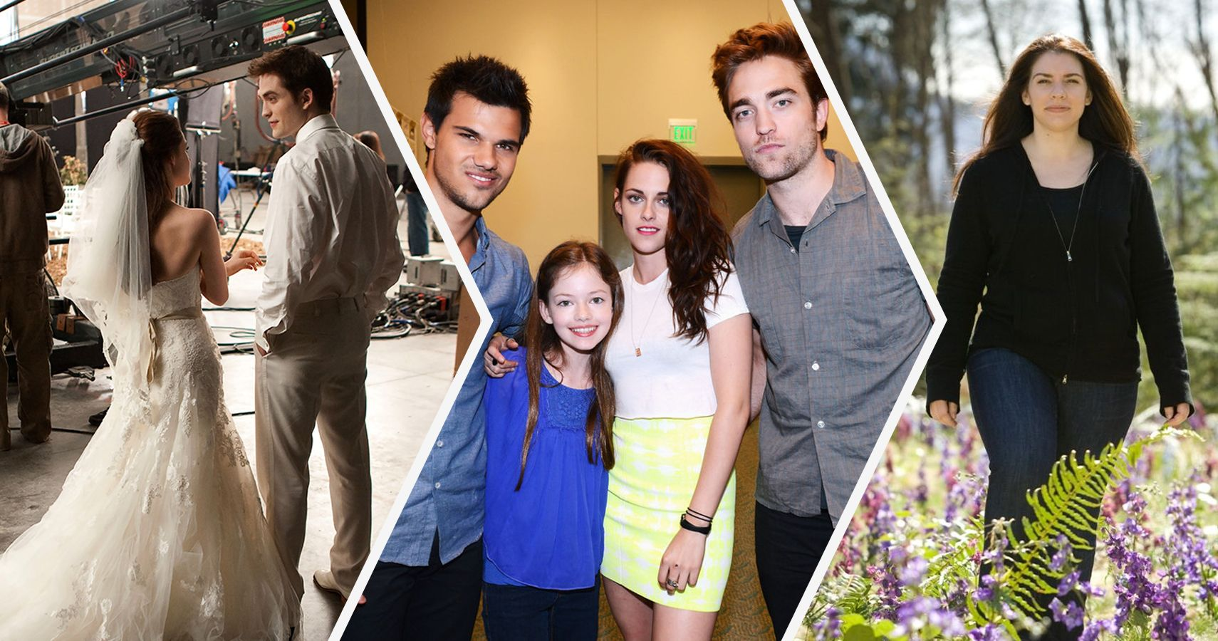Twilight 20 Details Behind The Making Of The Breaking Dawn Movies