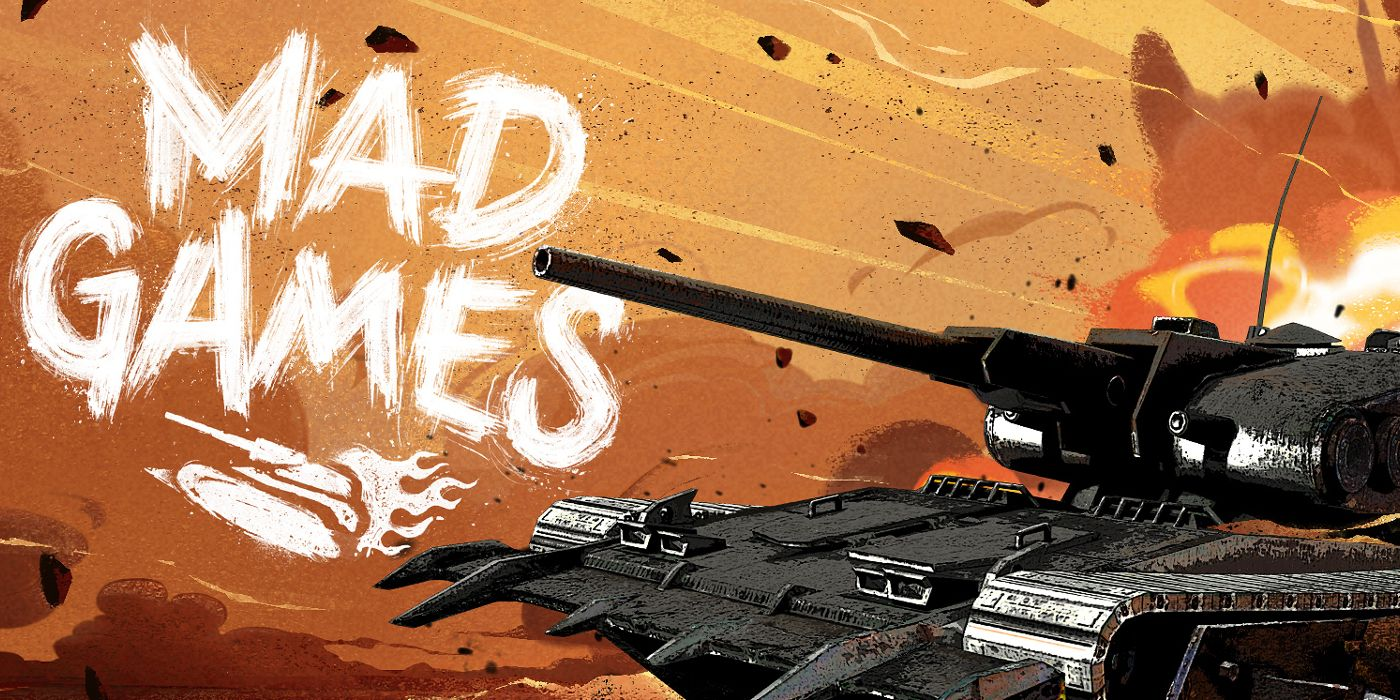 Mad Max: Fury Road's Vehicle Designer Takes on Tanks in World of Tanks Blitz
