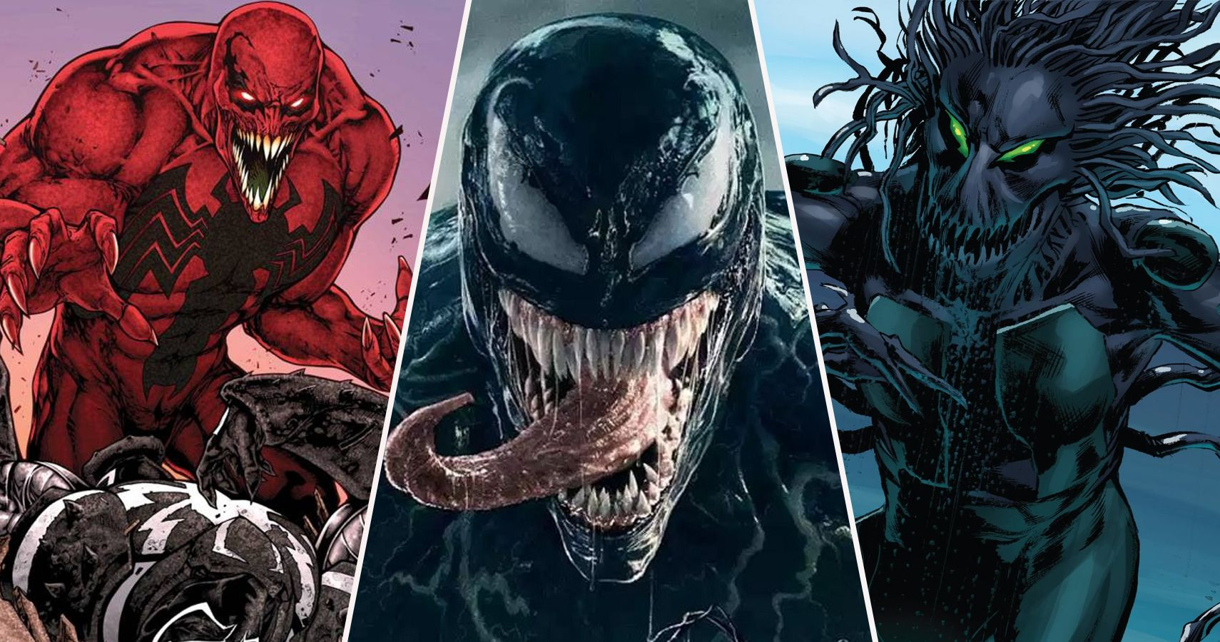 16 Symbiotes More Powerful Than Venom (And 9 Weaker ...