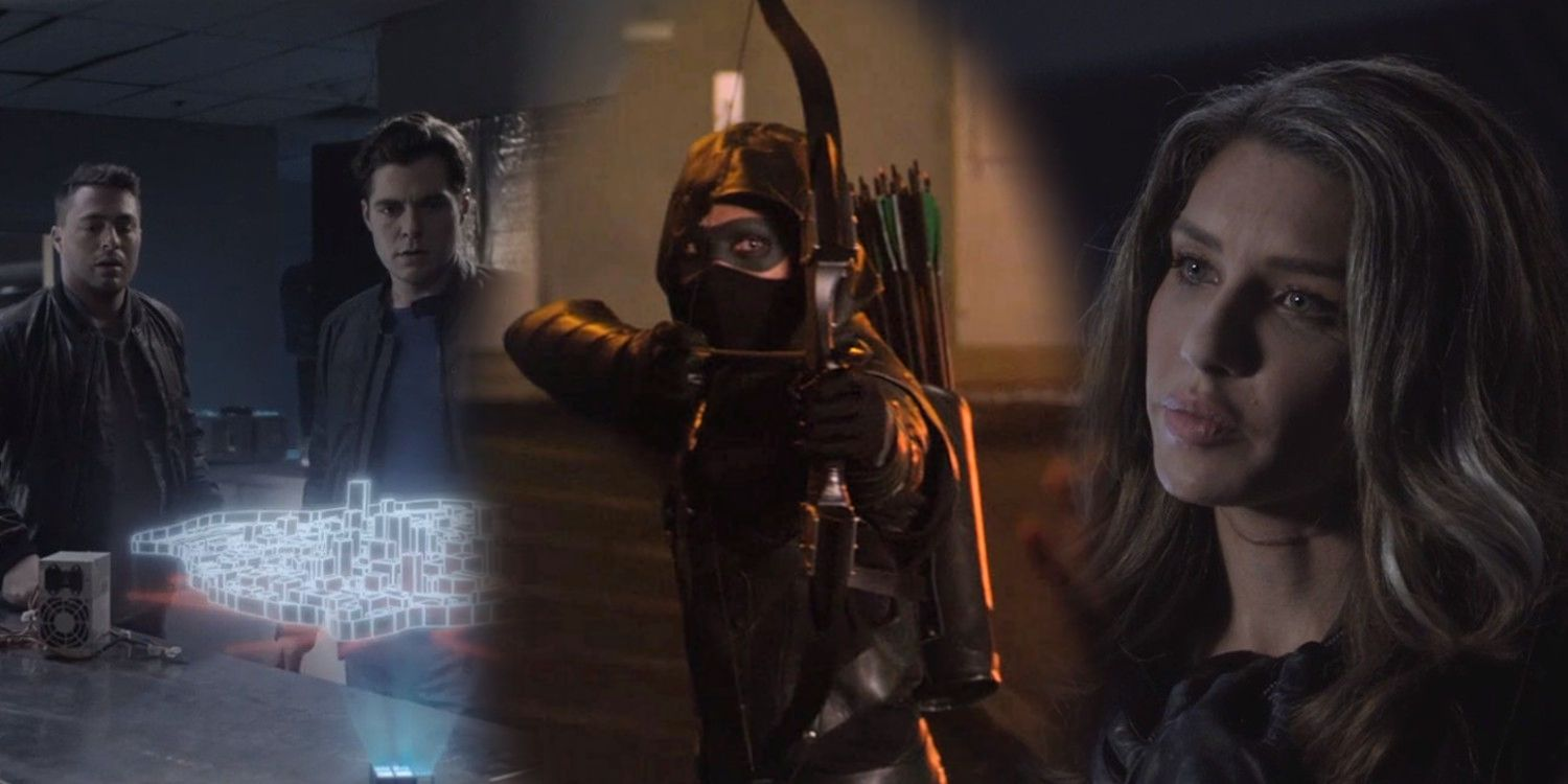 "Arrow: 10 Biggest Questions After Episode 4 ""Level Two"""