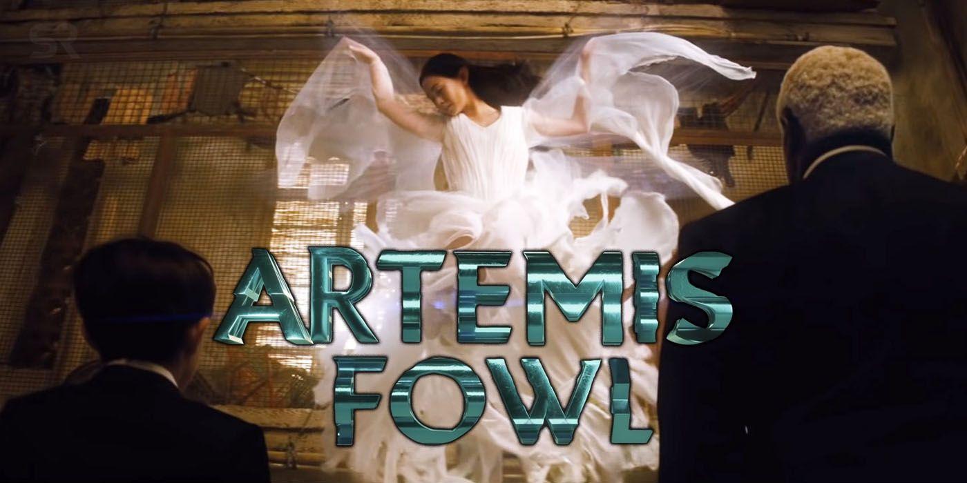 Artemis Fowl Trailer Breakdown 10 Secrets Things You Missed