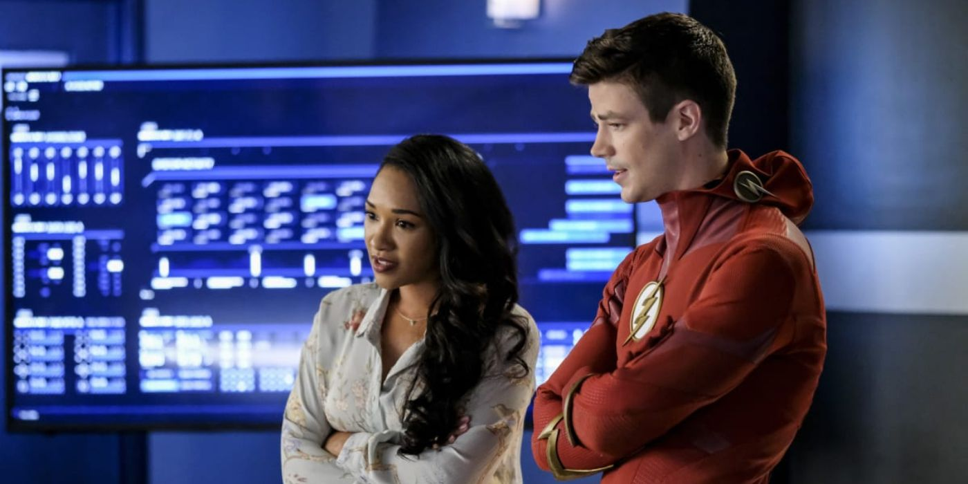 The Flash Season 5 Exclusive Deleted Scene: Iris Gets Answers
