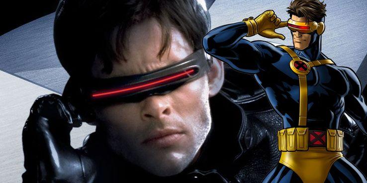 Image result for James Marsden cyclops