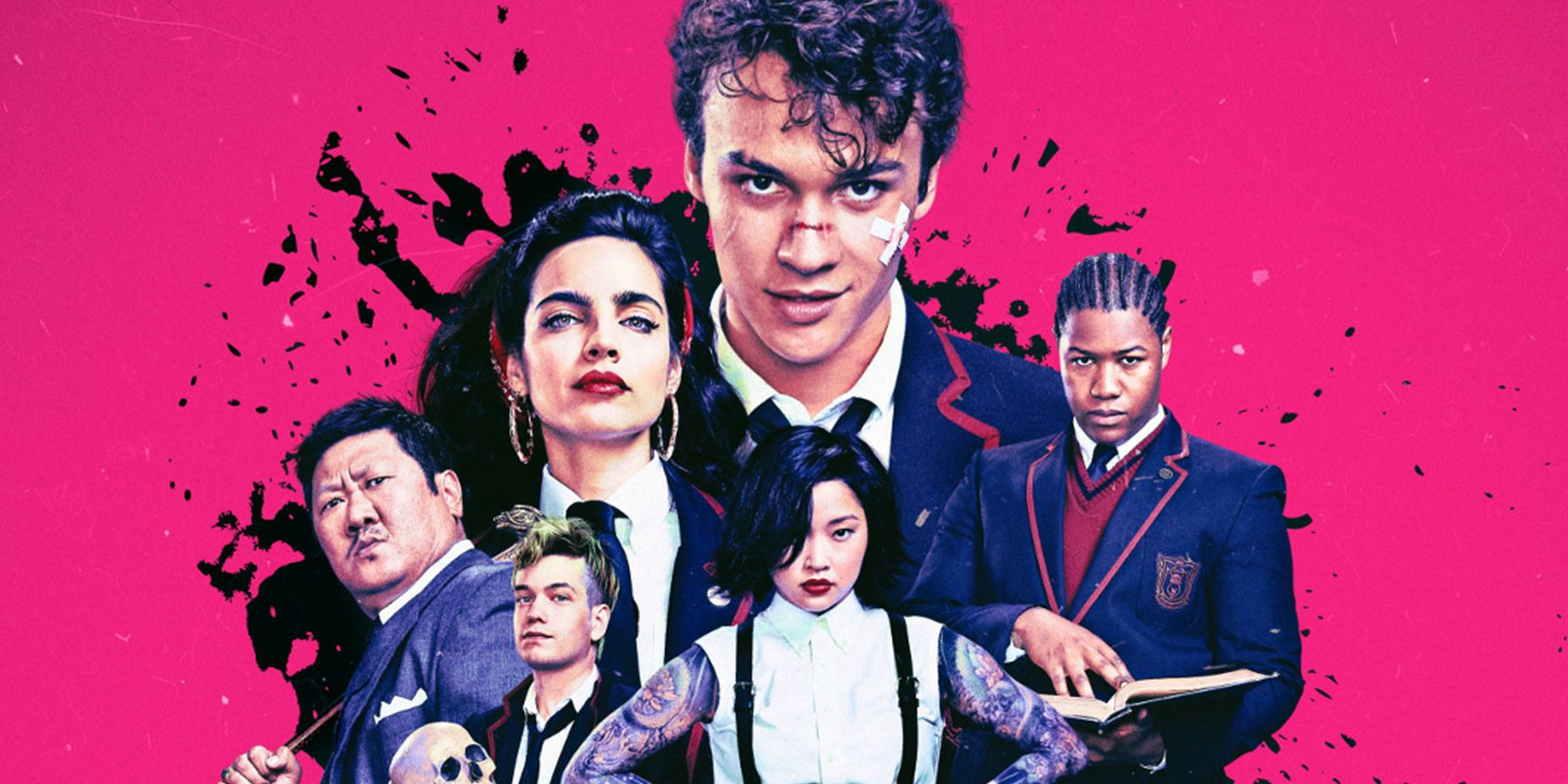 Deadly Class TV Series Trailer & Poster Teases SYFY's Comic Adaptation