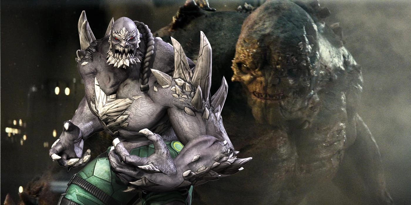 Batman V Superman Doomsday Evolves To Be Like Classic Look Says