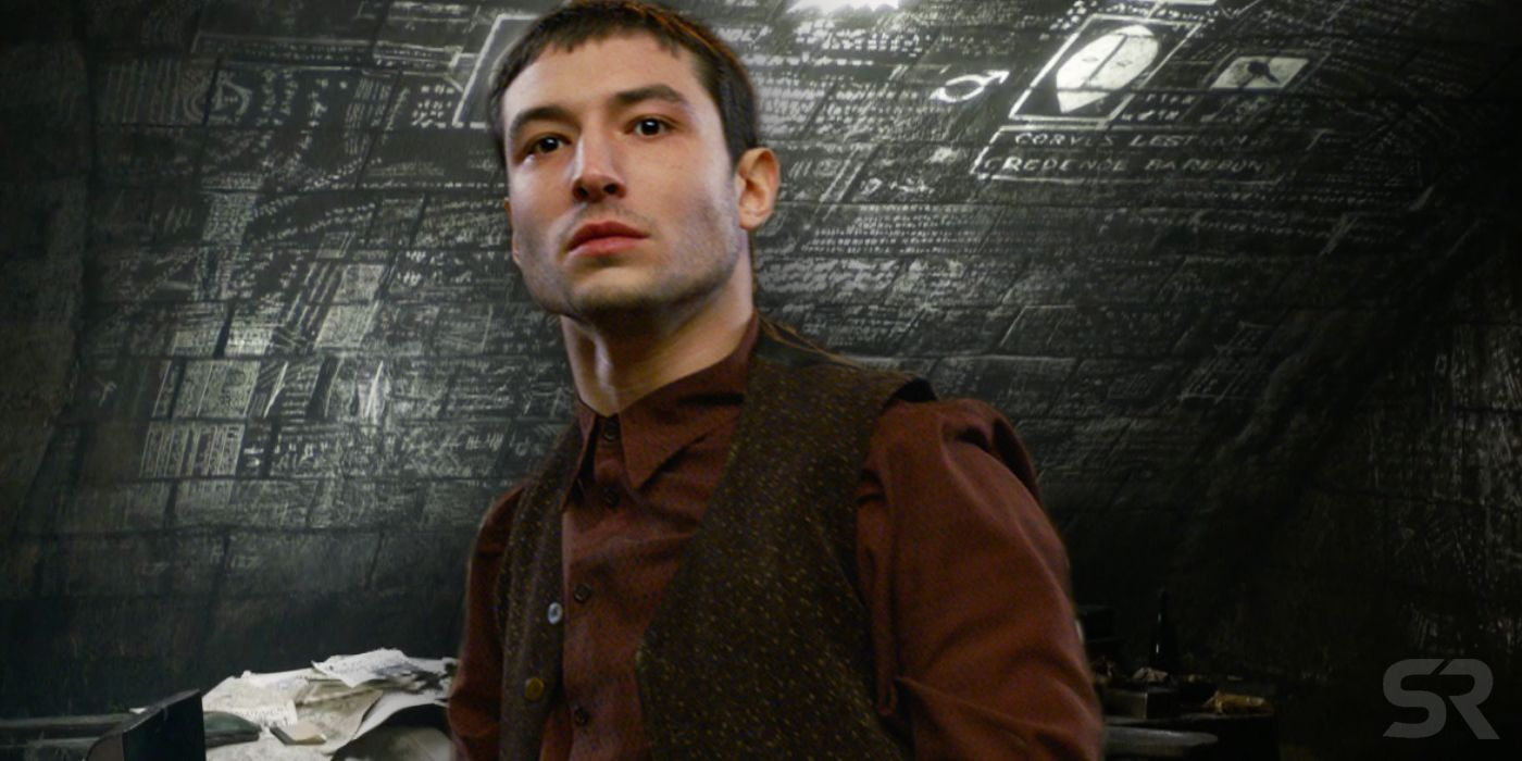 Fantastic Beasts 2 Secret Casting Hints At Credence Twist Theory