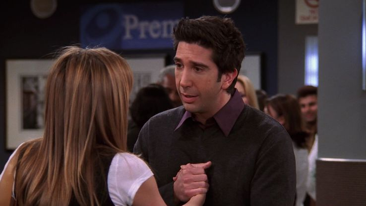 Friends 30 Things That Make No Sense About Ross And Rachels