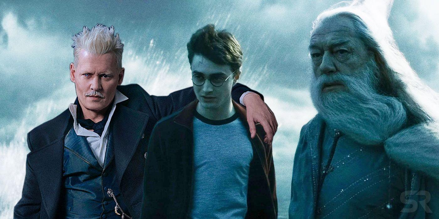 Grindelwald Harry Potter Film