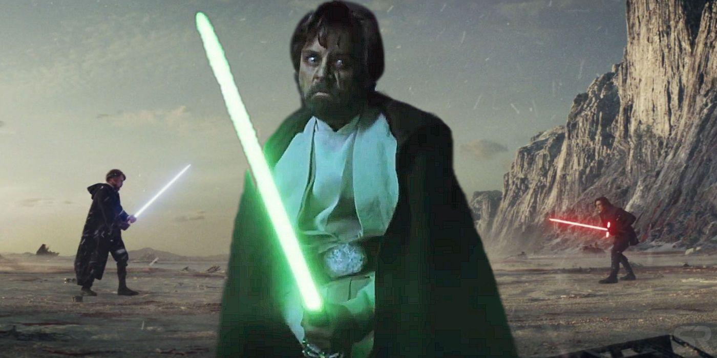 Star Wars 9 Theory: Flashbacks Will Finally Show Full-Power Jedi Master Luke