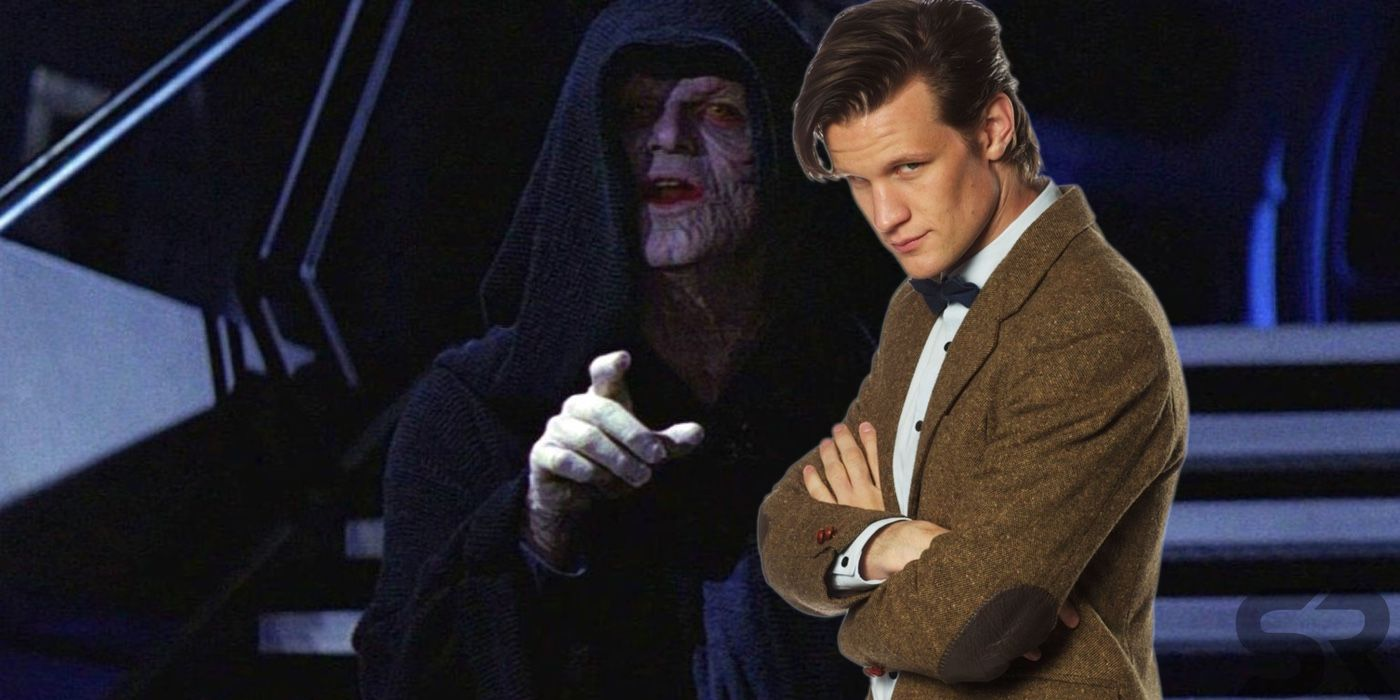 Matt Smith is Playing Young Palpatine According to Star Wars 9 Rumor