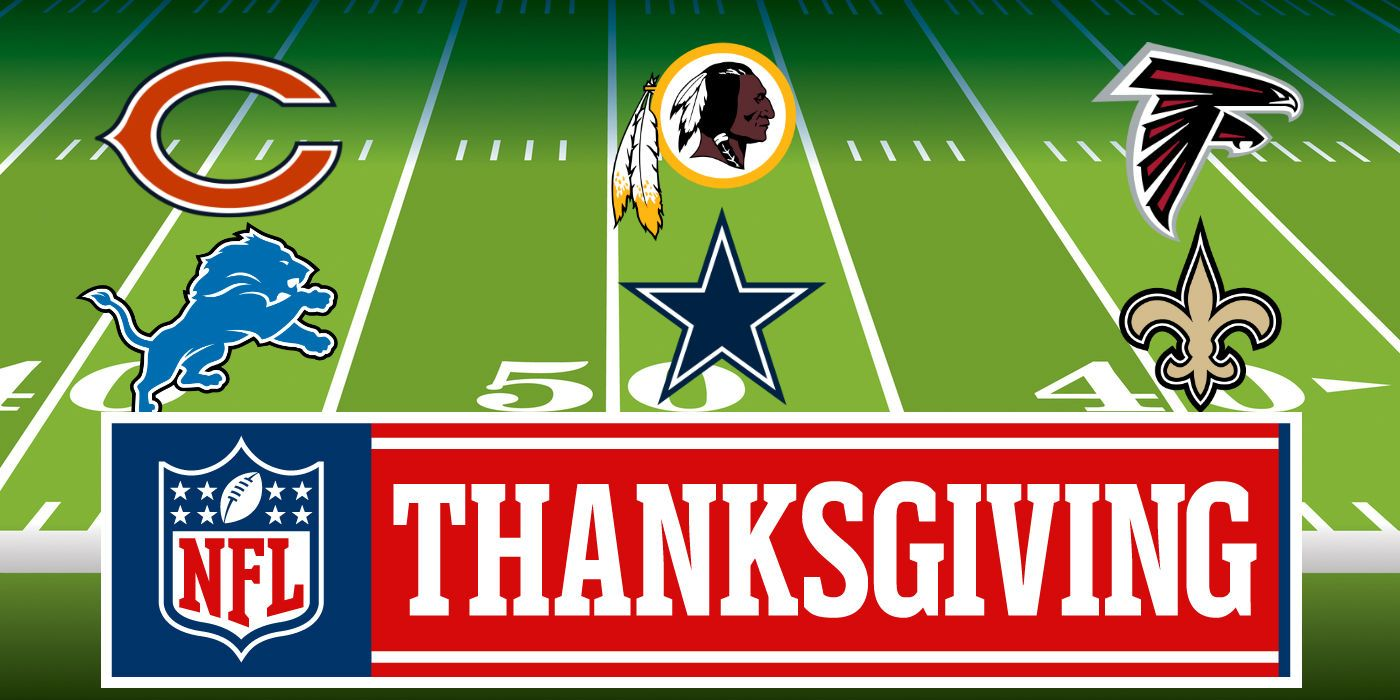 Thanksgiving Football How To Watch Live Online Screenrant