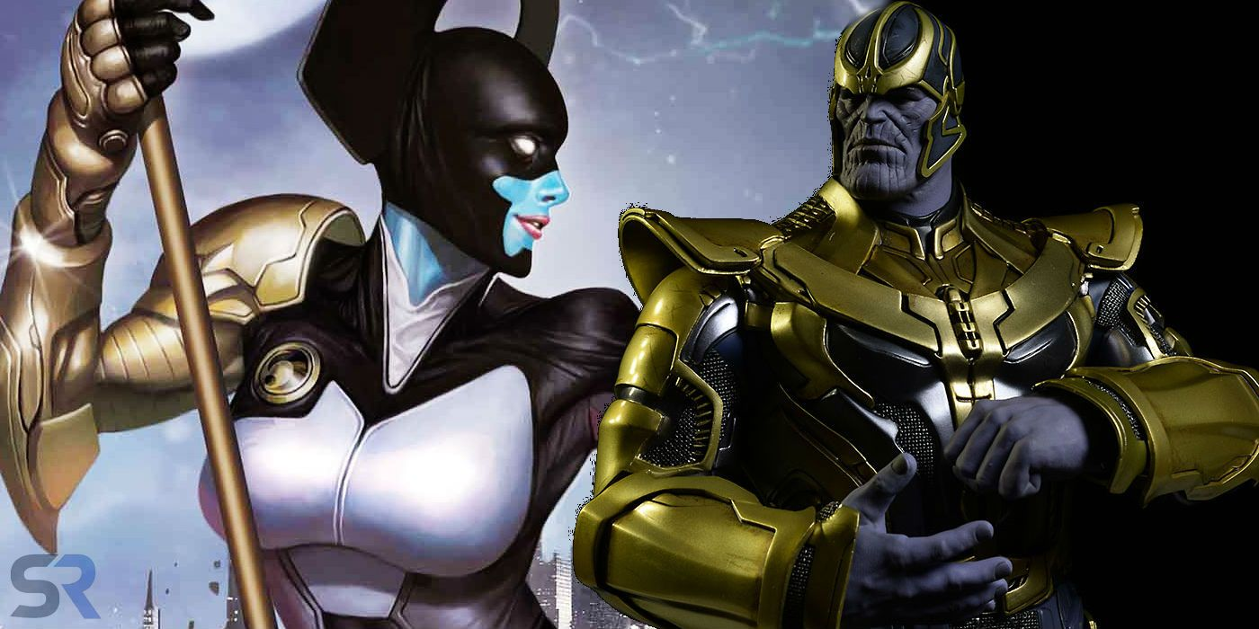 Thanos' Guardians of the Galaxy Design Was Used in Infinity War – For Proxima Midnight