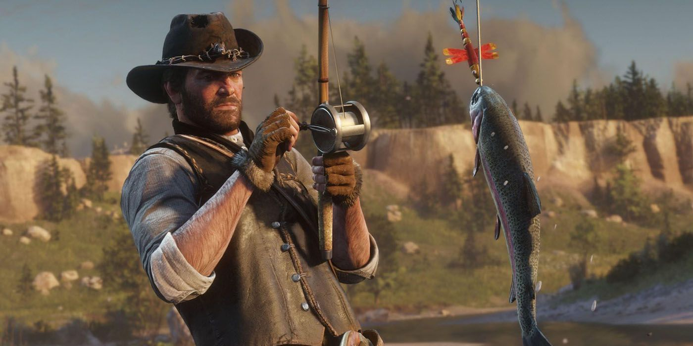 Red Dead Redemption 2: Where to Find Every Fish Type (And Legendaries)