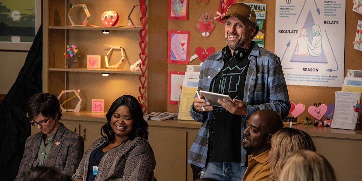 Sean Anders Interview: Instant Family