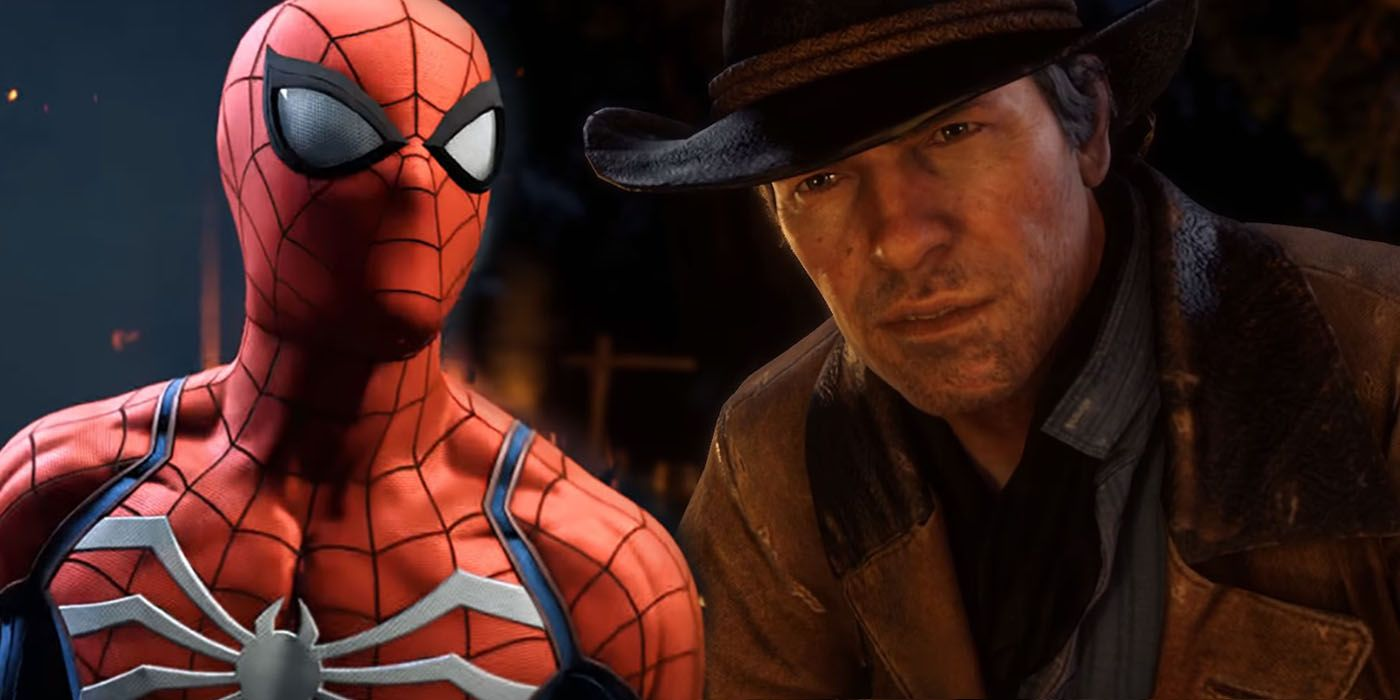 How to Role Play as Spider-Man in Red Dead Redemption 2