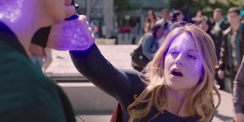 Supergirl Trailer Teases New Version of DC Comics Villain Parasite