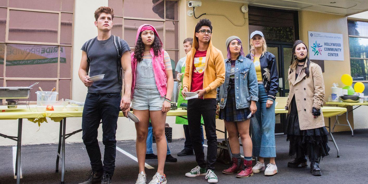 Marvel's Runaways Season 2 Trailer Promises A Greater Team ...
