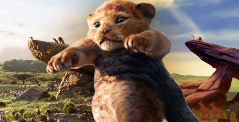 Lion King Trailer Breakdown Live Action To Animation Comparison