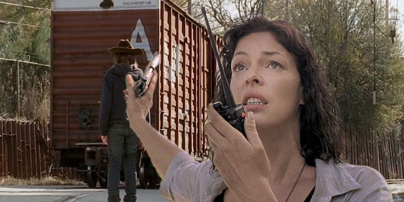 """The Walking Dead: What """"A"""" & """"B"""" Actually Mean"""