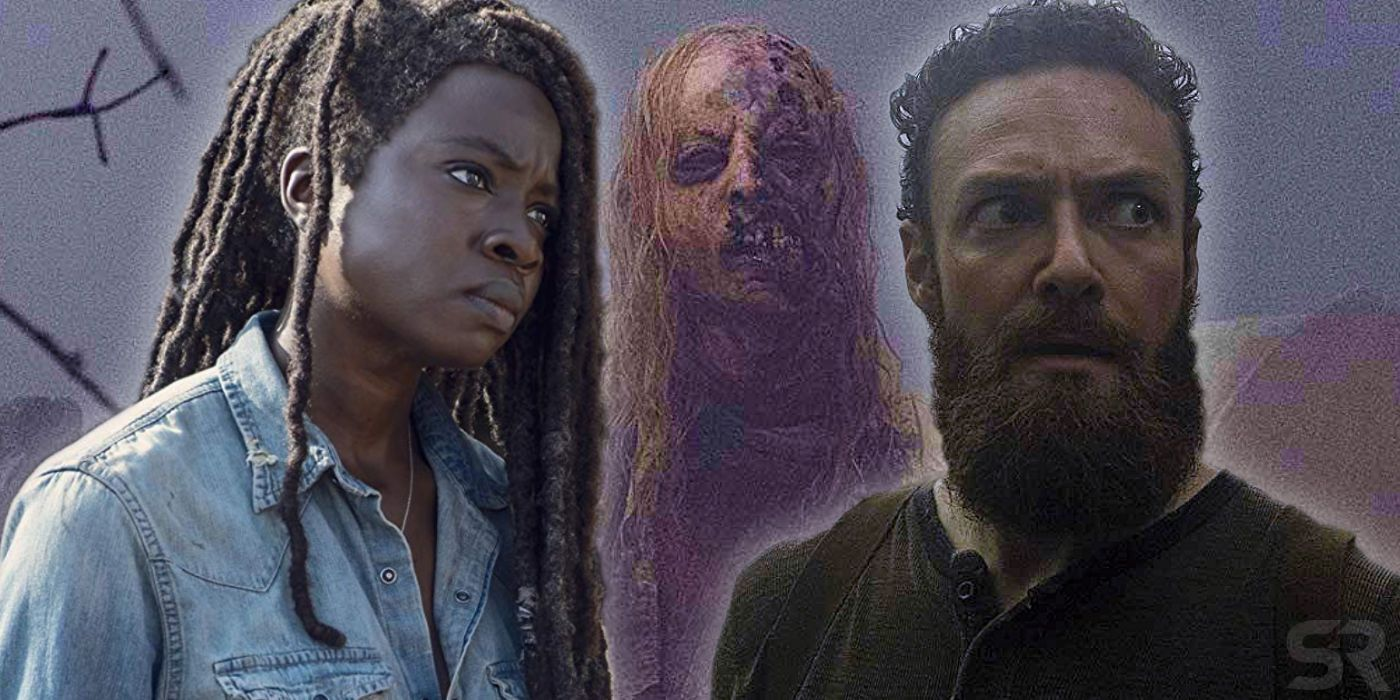 Walking dead season finale date in Perth