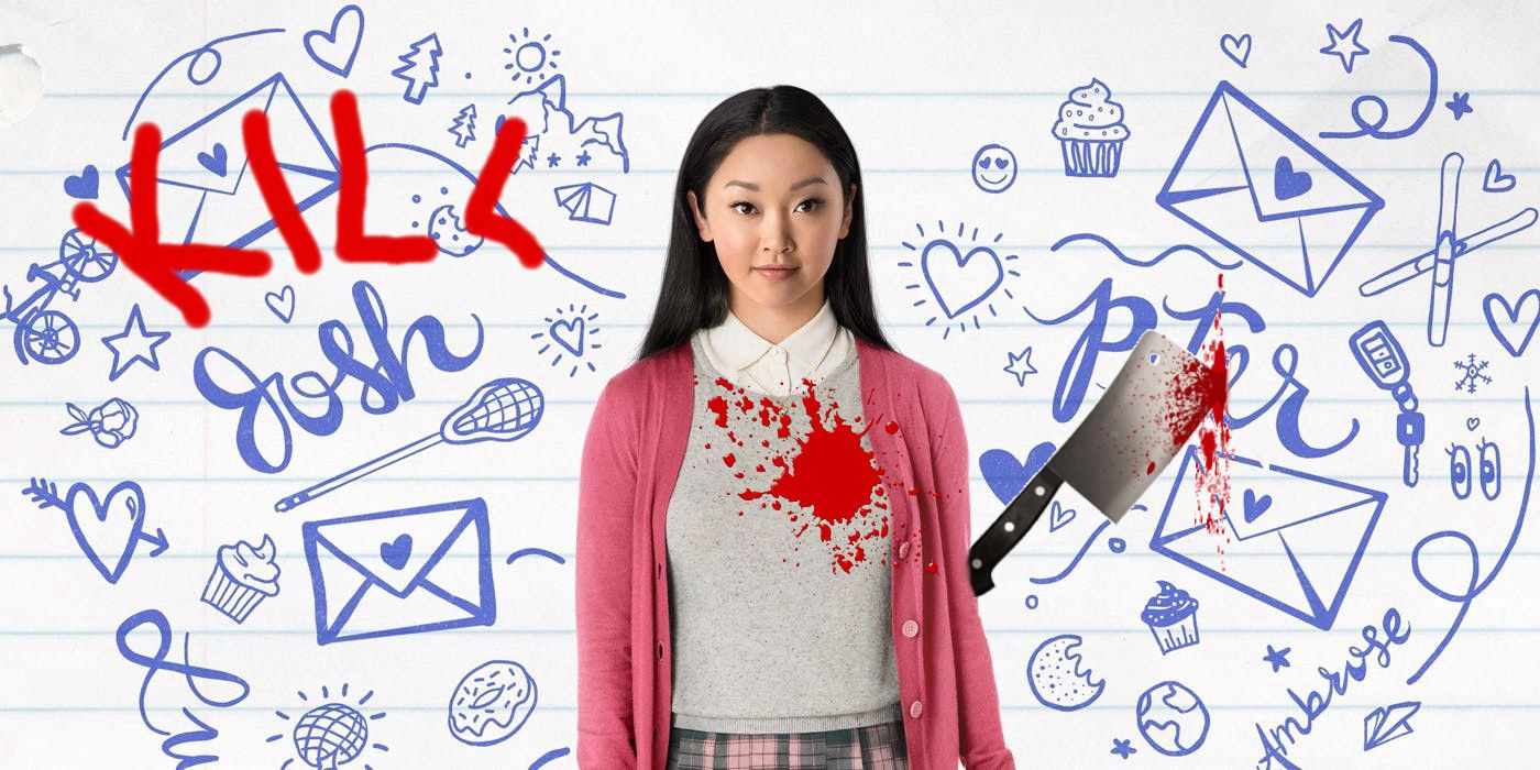 To All The Boys I've Loved Before Gets Fantastic Fake Horror Trailer