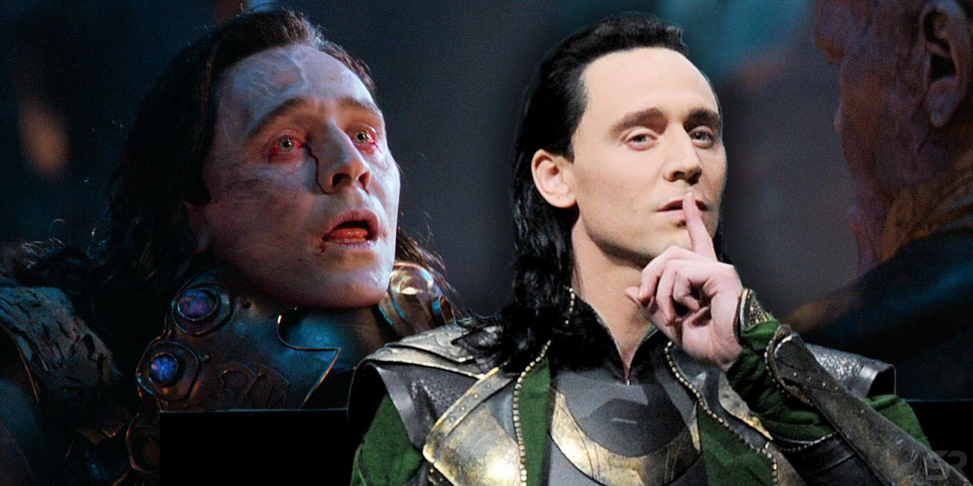 Loki Survived Infinity War In One Of Marvel's Fake Avengers Scripts