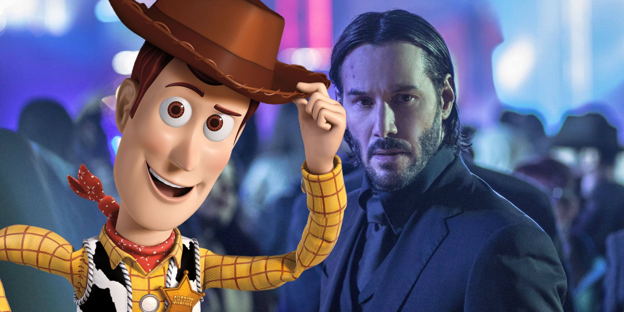 Toy Story 4 Cast : Toy story keanu reeves voices a new character screenrant