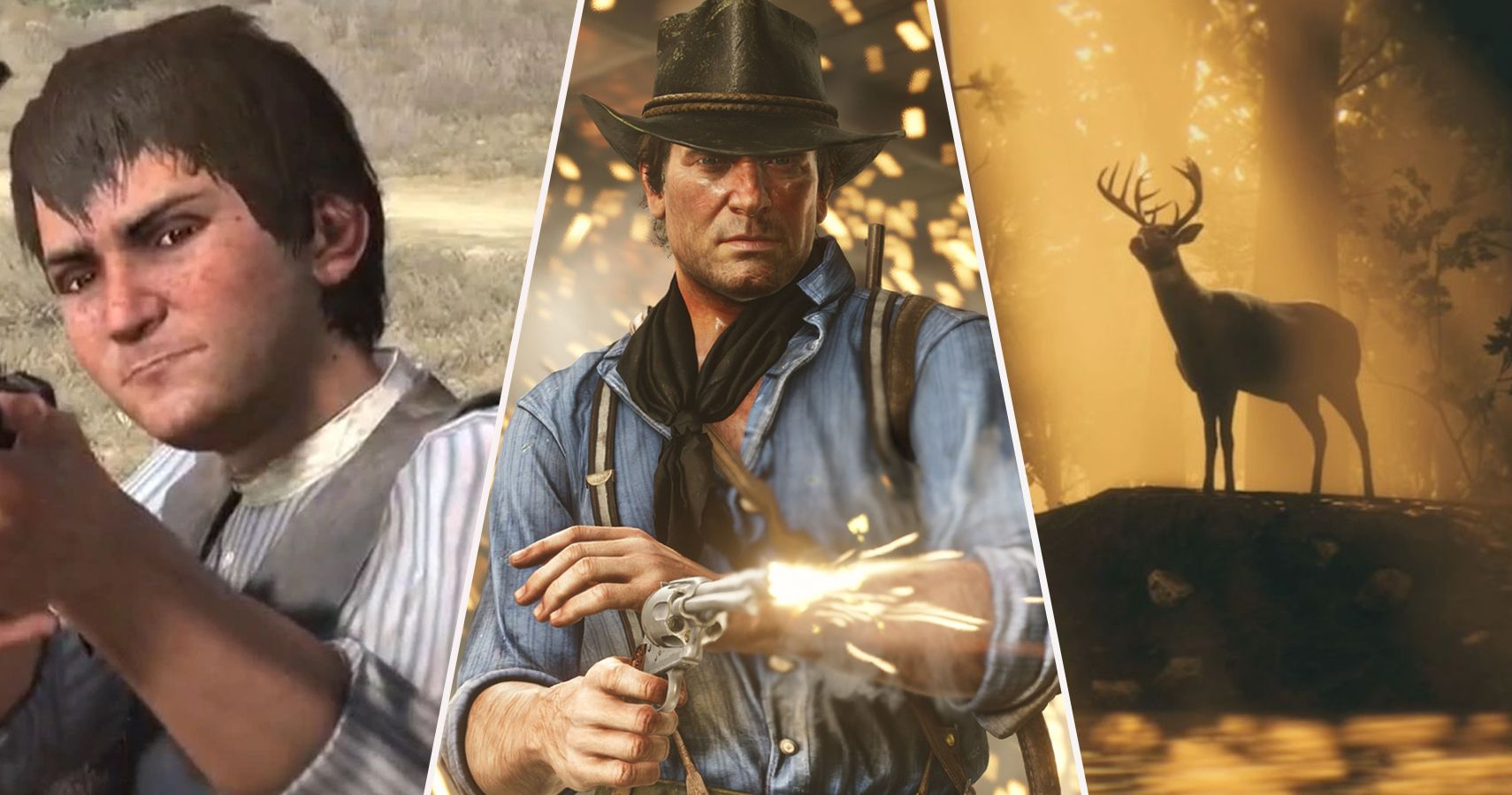 Red Dead Redemption 2 20 Wild Details About Arthur Morgan
