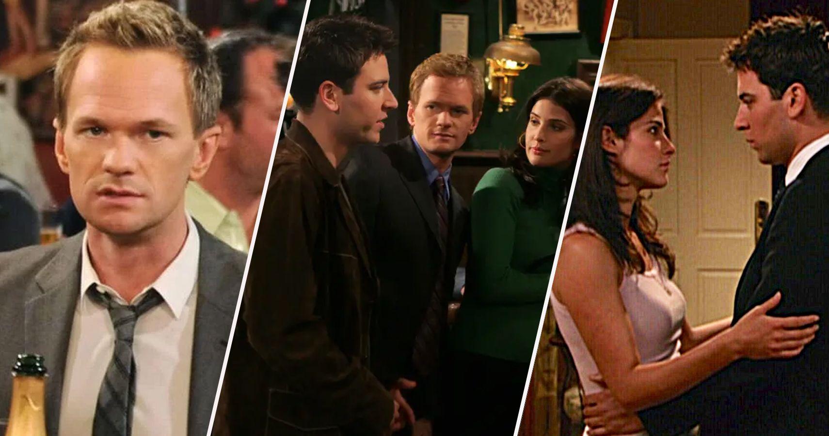 Quand Barney commence à dater Robin site de rencontre sur moi section