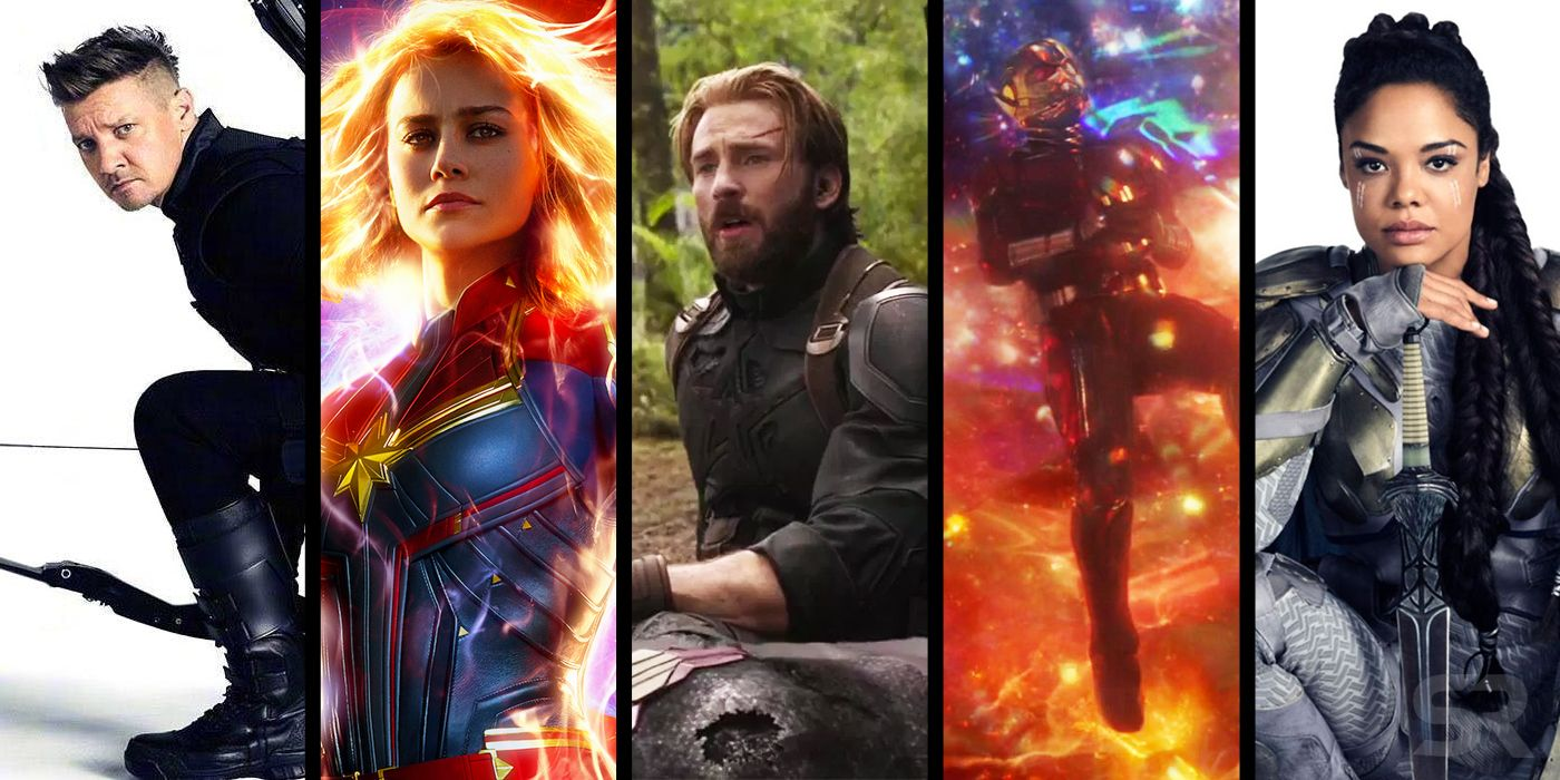 Infinity War: Every Character That Survived Thanos' Snap