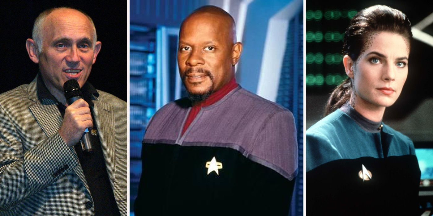 Star Trek: 6 Actors Who Regretted Being On Deep Space Nine (And 14 Who Adored It)