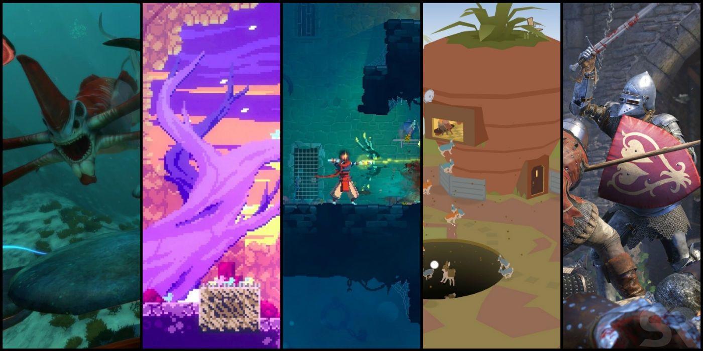 Best Indie Games Of 2018   ScreenRant